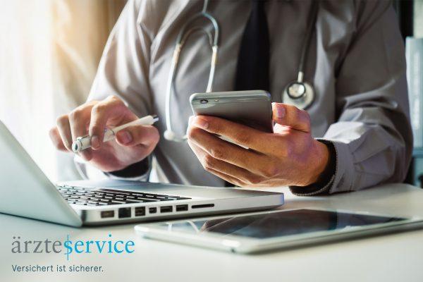 Ärzte Cyberversicherung