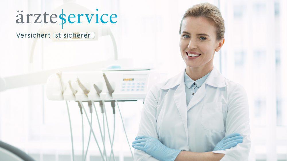 Versicherungen für Zahnärztinnen und Zahnärzte