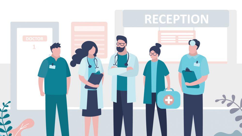 Gruppenpraxis für MedizinerInnen_Aerzteservice